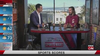 Bay Area Sports Night Sept. 17, 2019