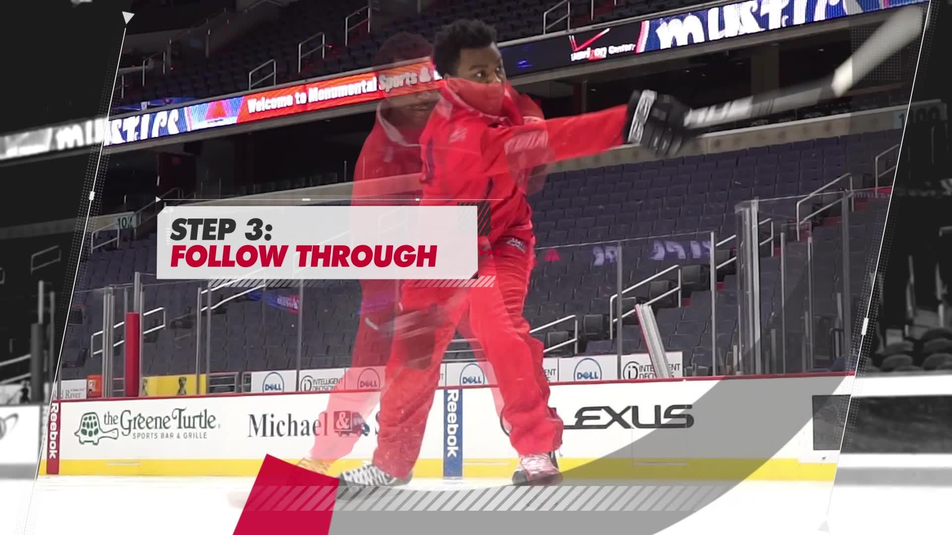 Train Like a Capital: Slap Shot