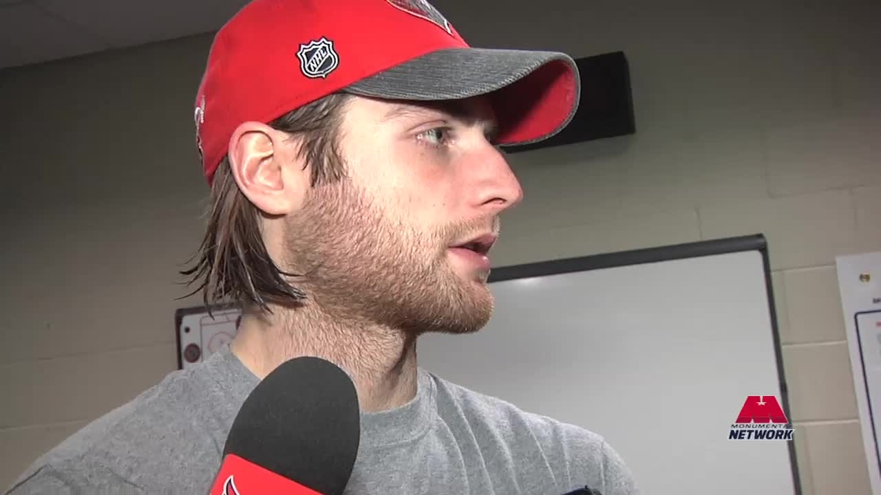 Braden Holtby Postgame 1/4/14