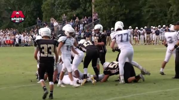 HS Football Showcase: Flint Hill v. Paul VI