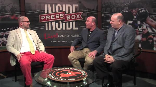 Image of Inside PressBox 5/20/18 Pt. 3: NCAA Lacrosse Talk With Todd Karpovich