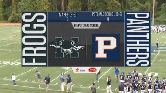 Multi-Cam Action: Potomac vs. Maret