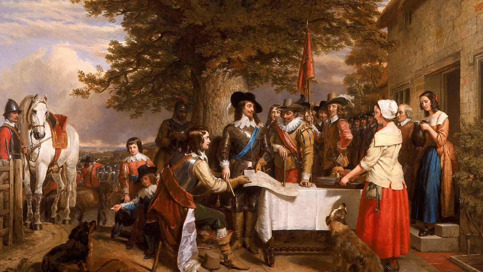 The Civil Wars—1642–49