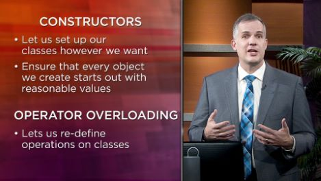 Object-Oriented Constructors and Operators