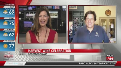 Harvest Wine Celebration in Livermore Valley