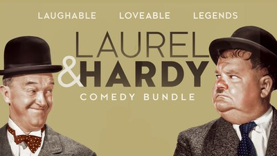 Laurel and Hardy Bundle