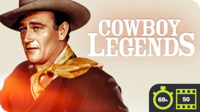 Cowboy Legends - 50 Movie Bundle