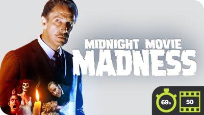 Midnight Madness - 50 Movie Bundle
