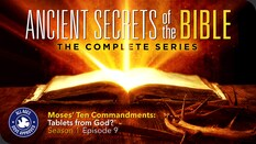 Moses' Ten Commandments: Tablets from God?