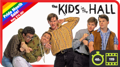 The Kids in the Hall - Complete Series