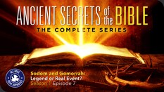 Sodom and Gomorrah: Legend or Real Event?