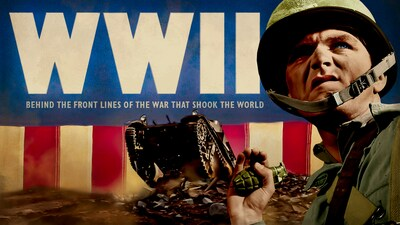 WWII - The War that Shook the World Bundle