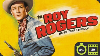 Roy Rogers - Happy Trails Bundle