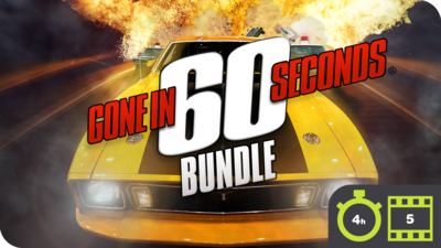 Gone in 60 Seconds Bundle