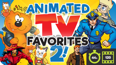 Animated TV Faves Vol 2