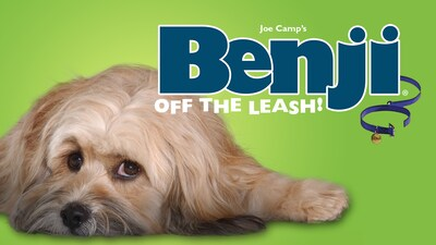 Benji Off the Leash plus Extras