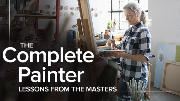 The Complete Painter: Lessons from the Masters Trailer