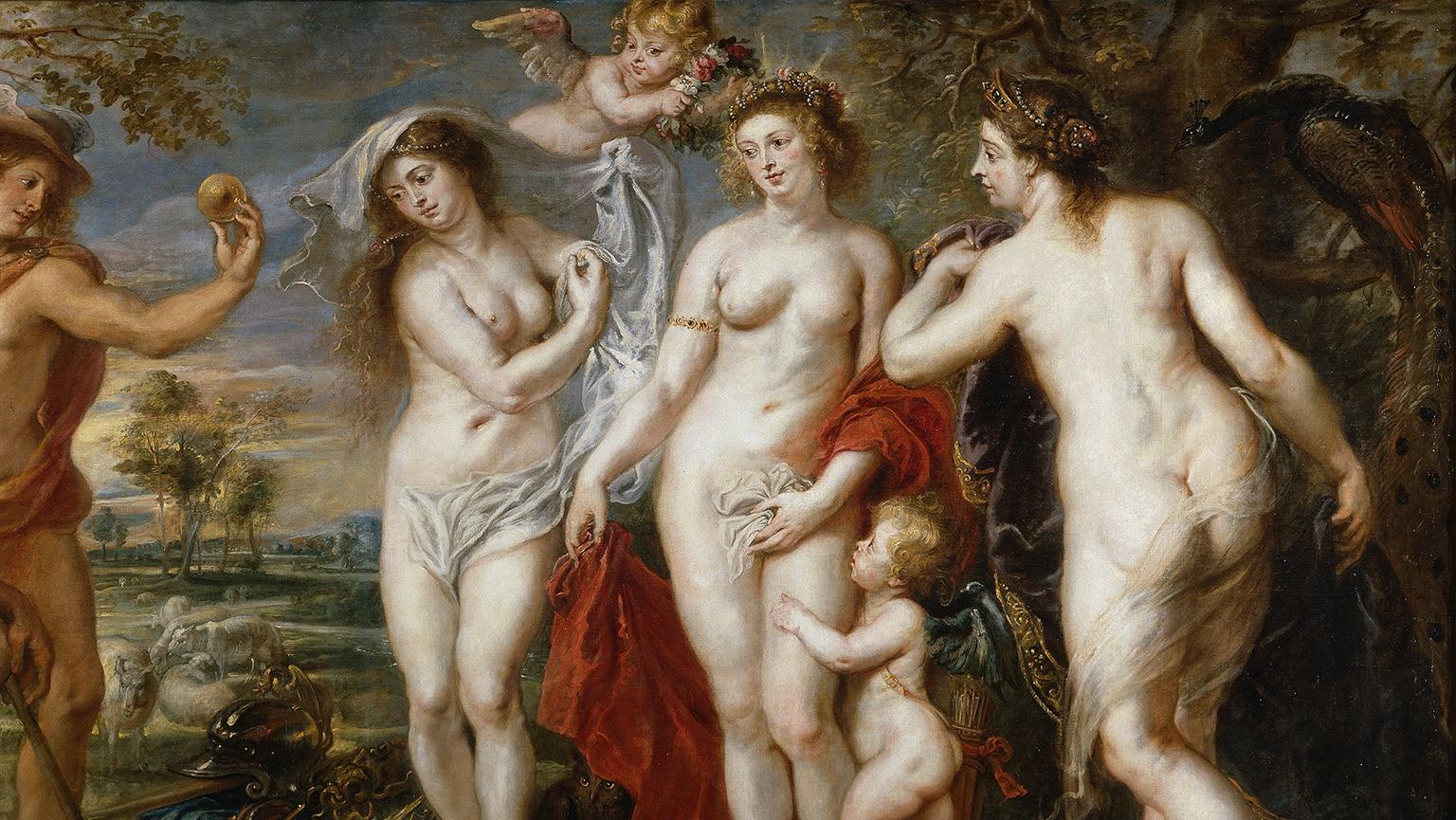 Complex Goddesses Athena Aphrodite Hera The Great