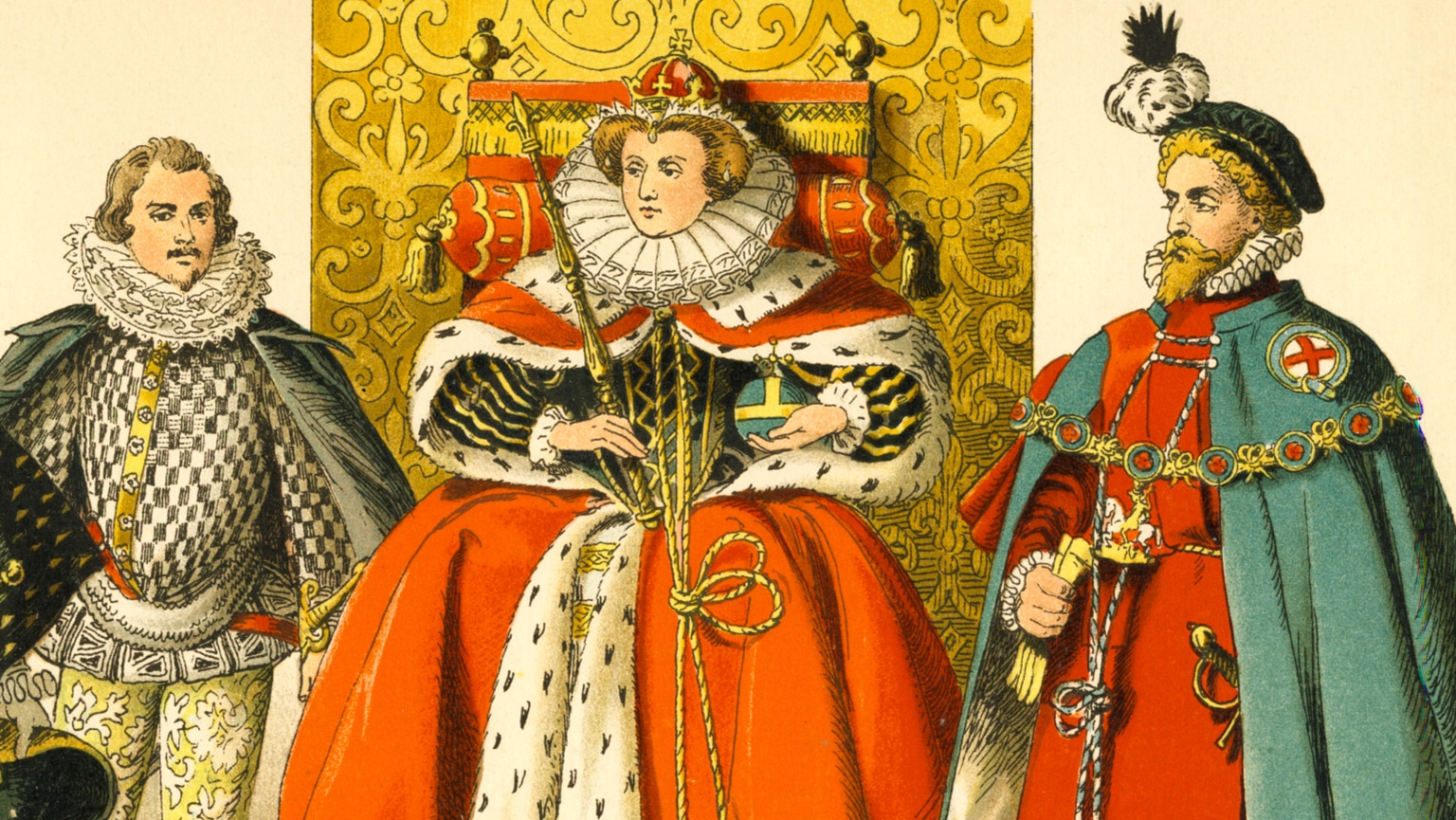 The Elizabethan Settlement—1558–68