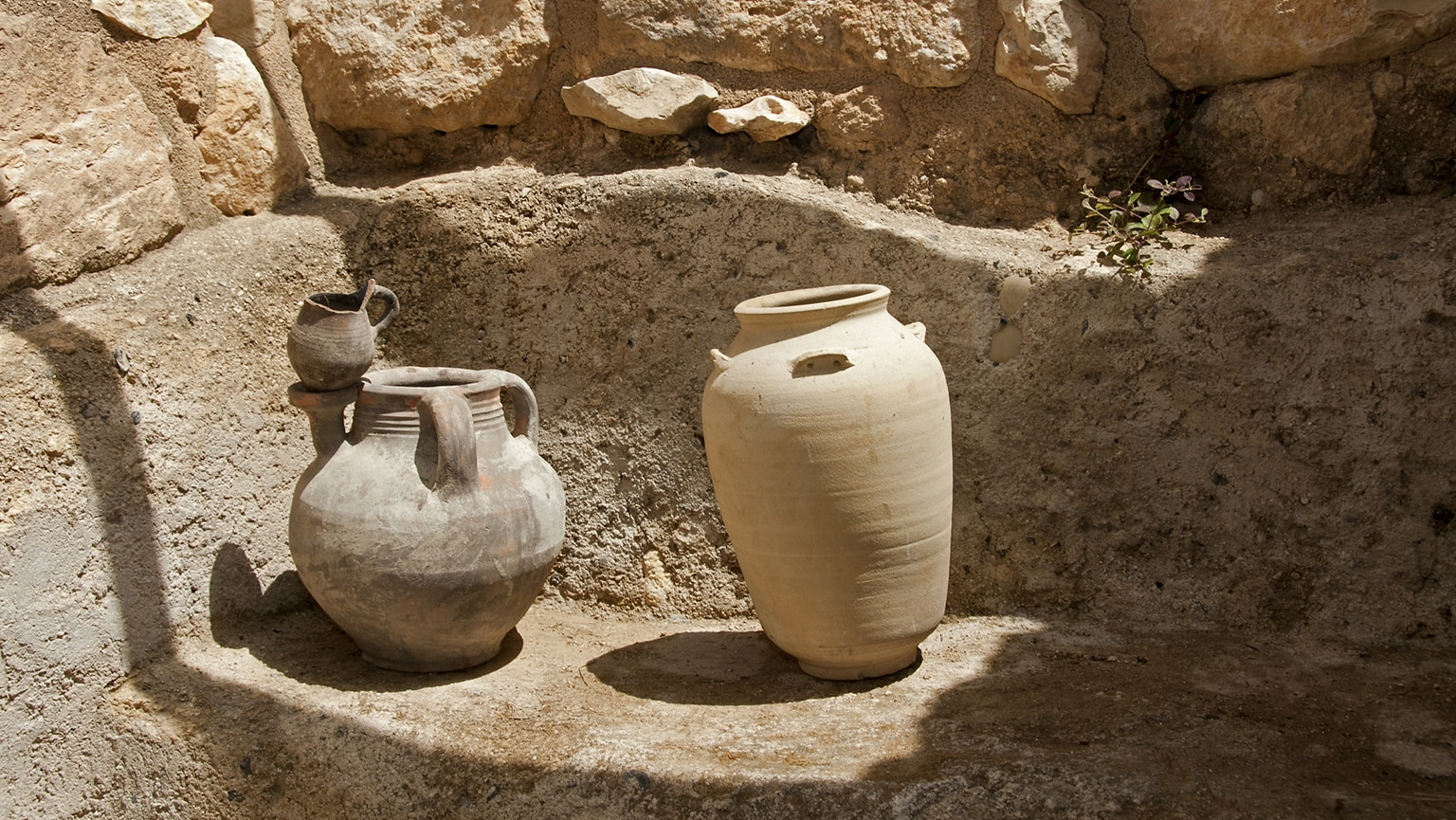 Daily Life at Qumran