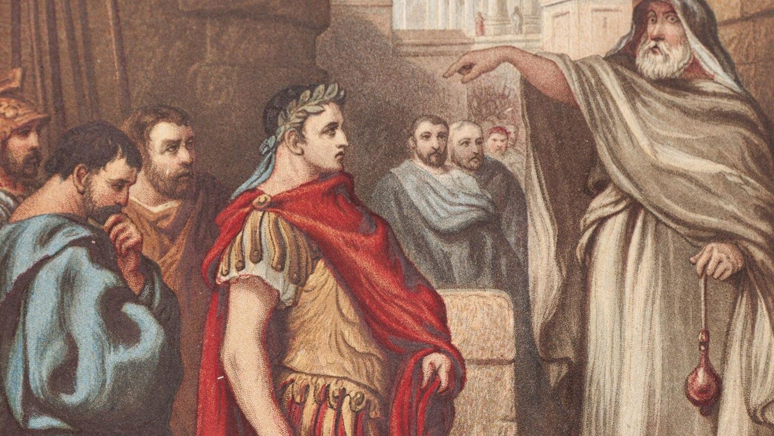 Julius Caesar—Heroes of History