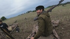 Trips: Hunting Geese in Sweden 2