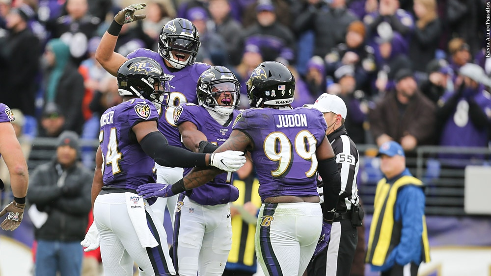 Reaction To Ravens Week 11 Win Against Texans