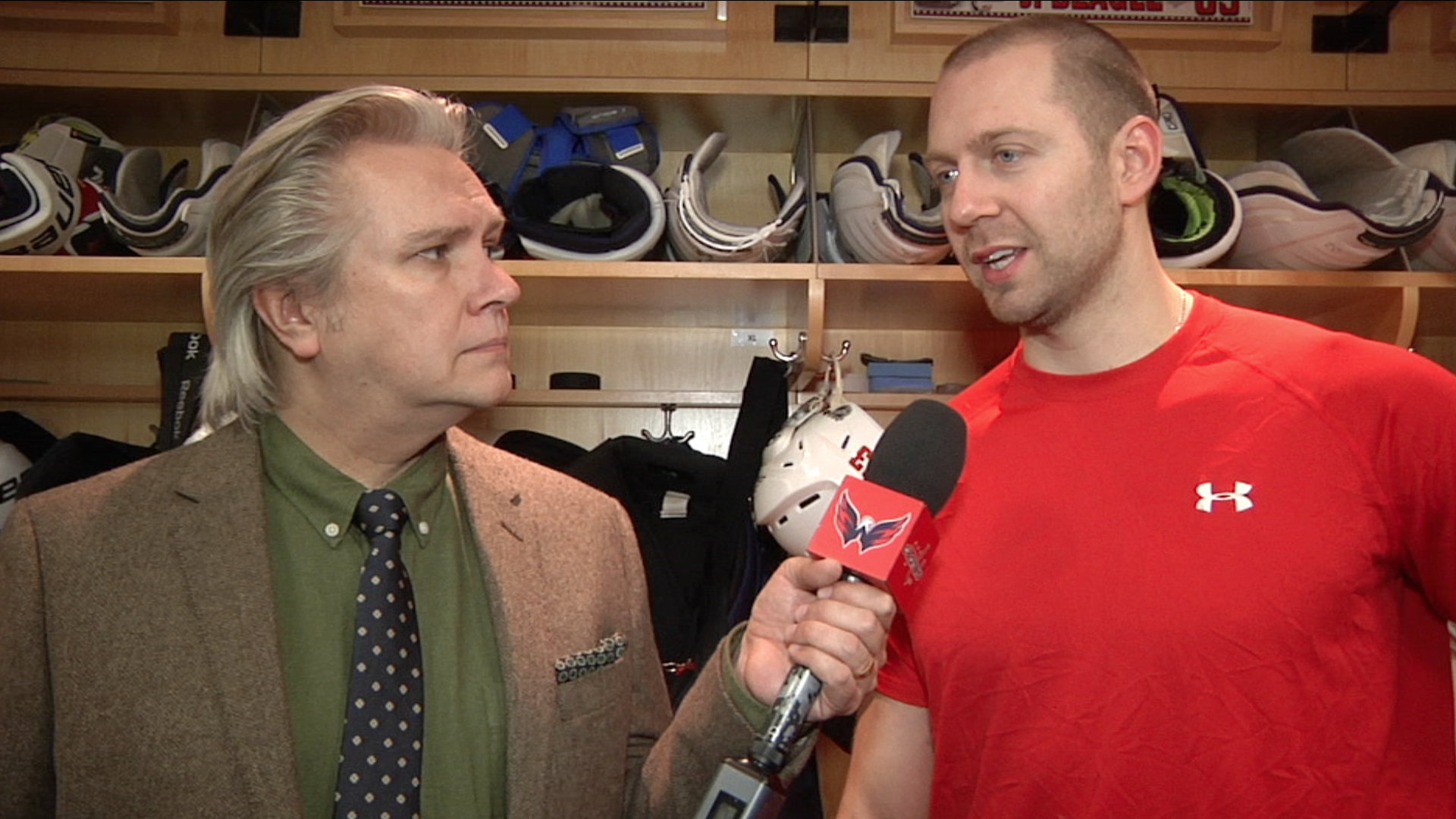 Rinkside Update: Eric Fehr 12/27/13