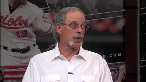 Image of Inside PressBox 11/26/17 Pt. 2: Former Orioles Pitcher Ross Grimsley