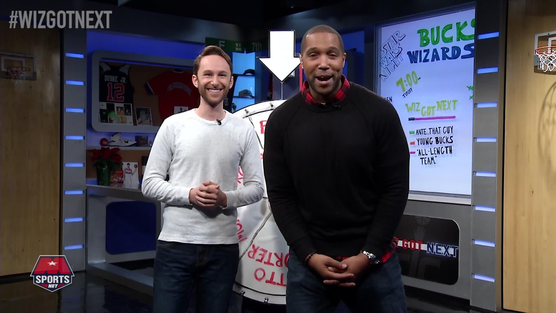 Wiz Got Next: Wiz vs Bucks Pt 2 12-10-16