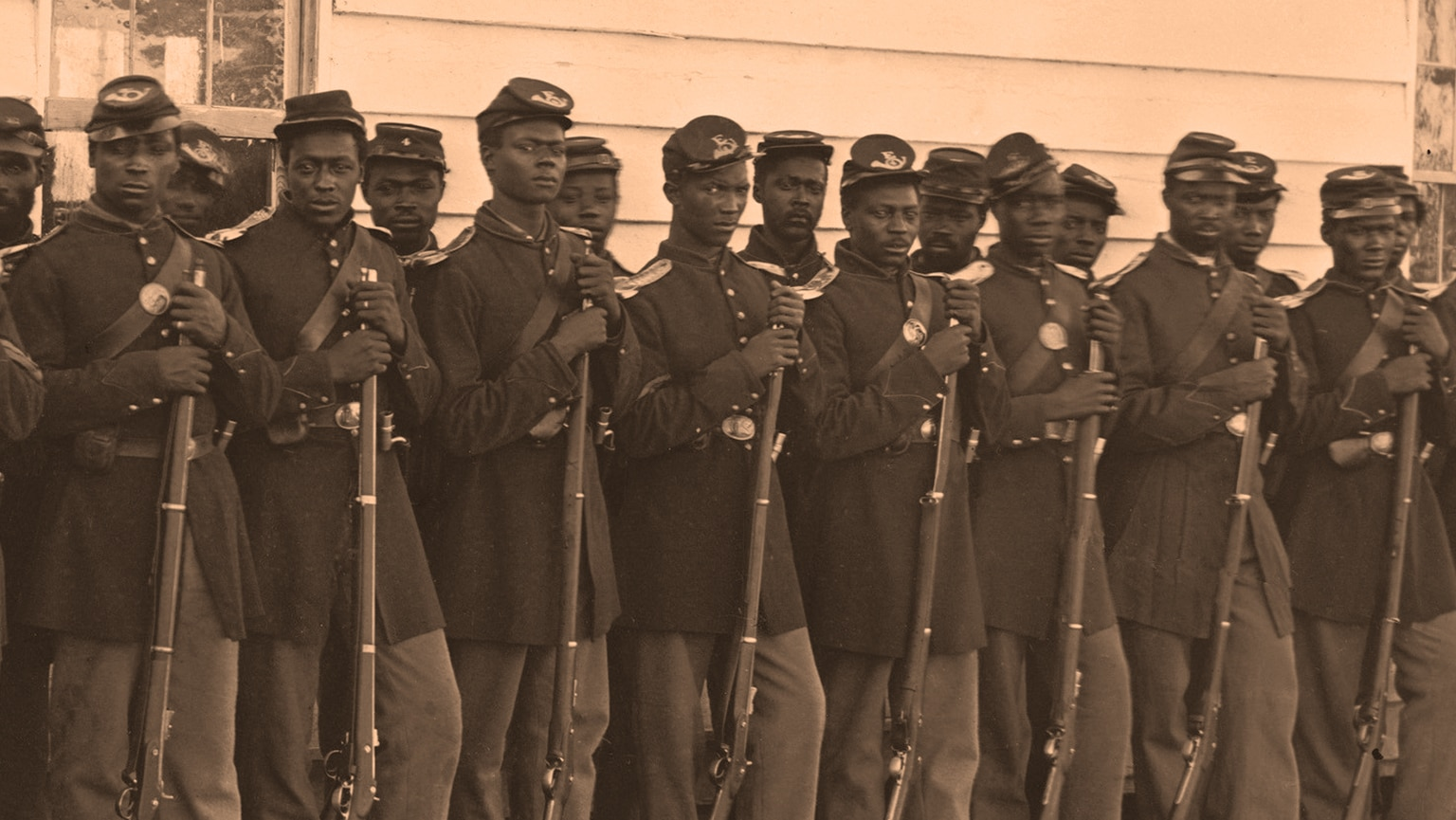 African Americans in Wartime, II