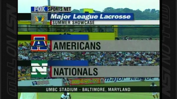2000 MLL Showcase Game III