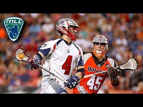 Image of 2015 MLL Week 12 Highlights: Boston Cannons at Denver Outlaws