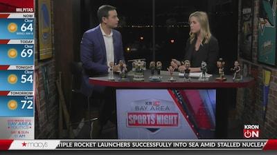 Bay Area Sports Night Oct. 31, 2019