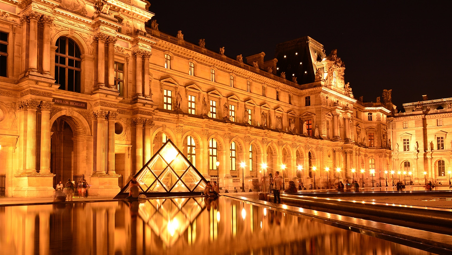 Palace to Museum—The Story of the Louvre