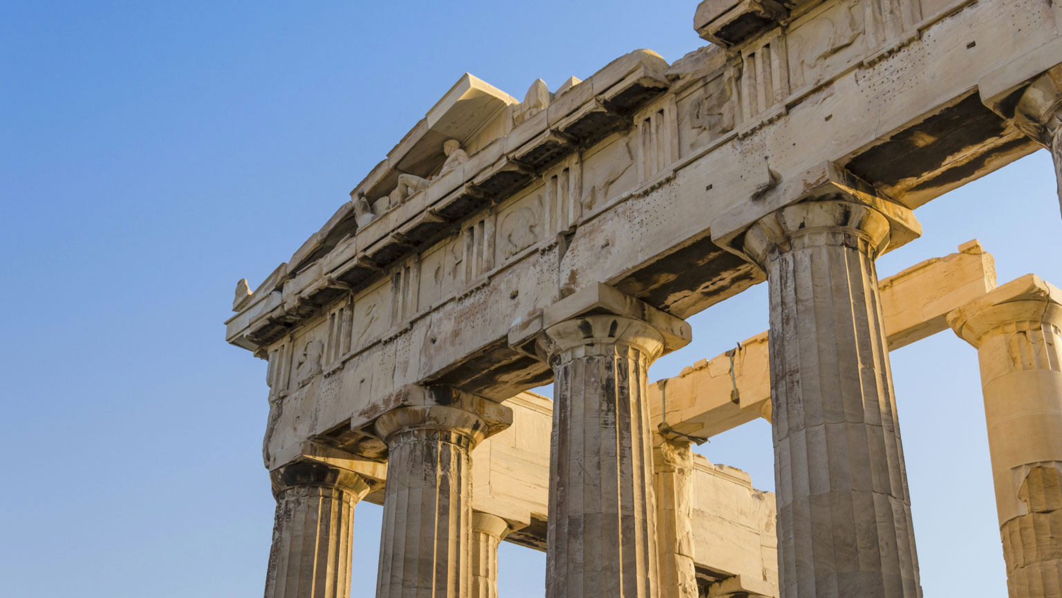 Stone Masonry Perfected—The Greek Temple