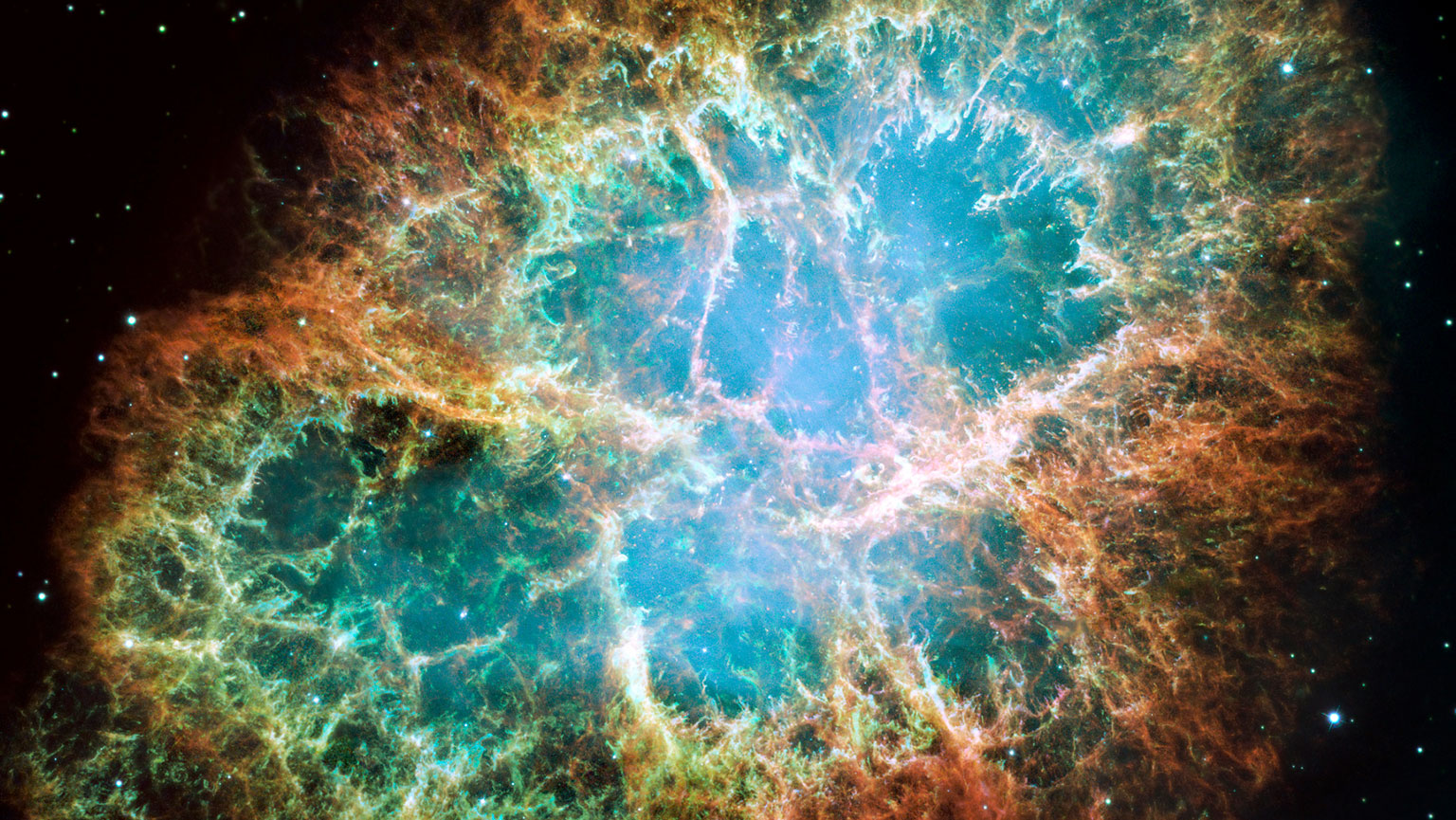 The Crab Nebula—A Supernova's Aftermath