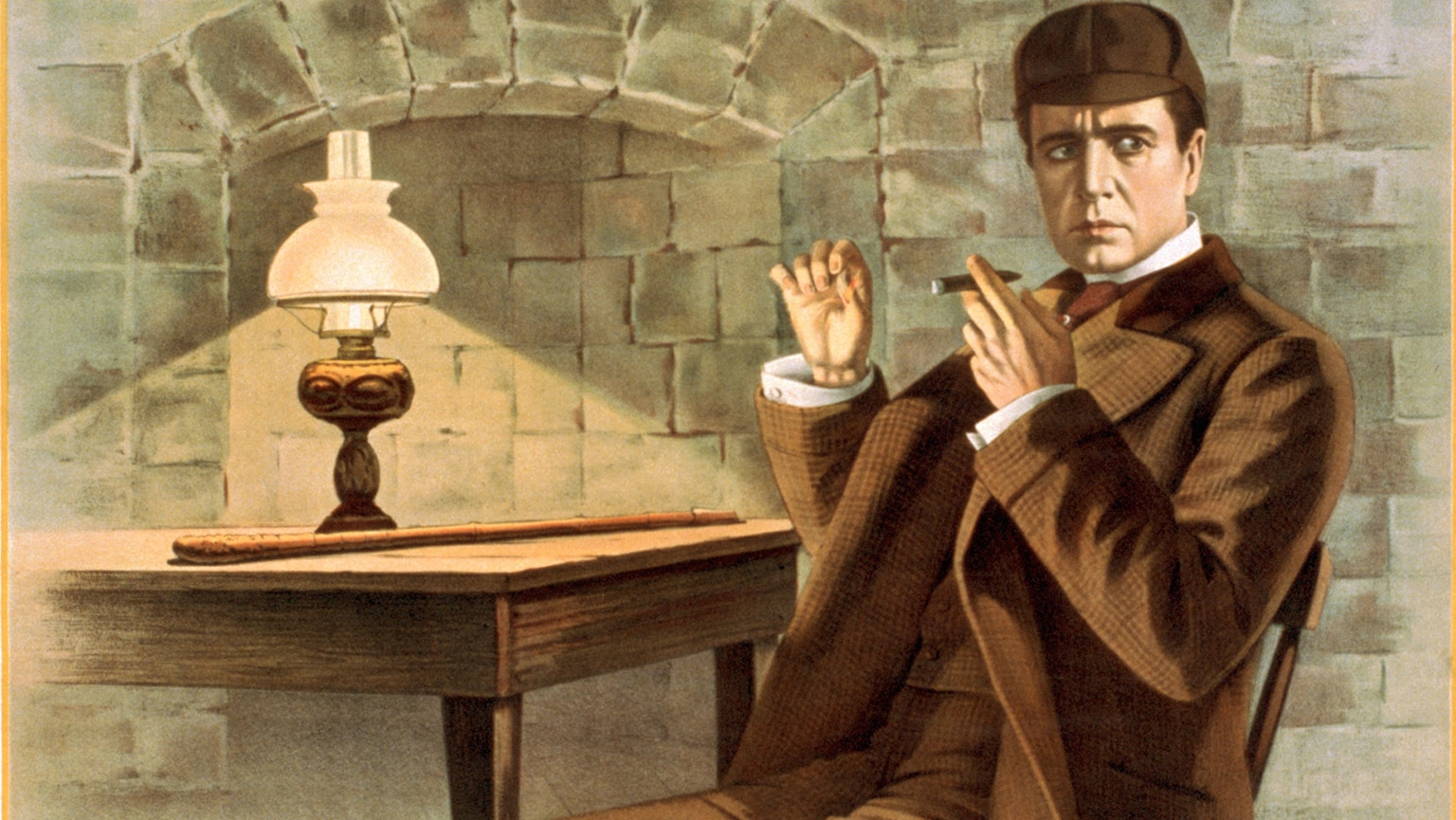 Sherlock Holmes—The First Great Detective