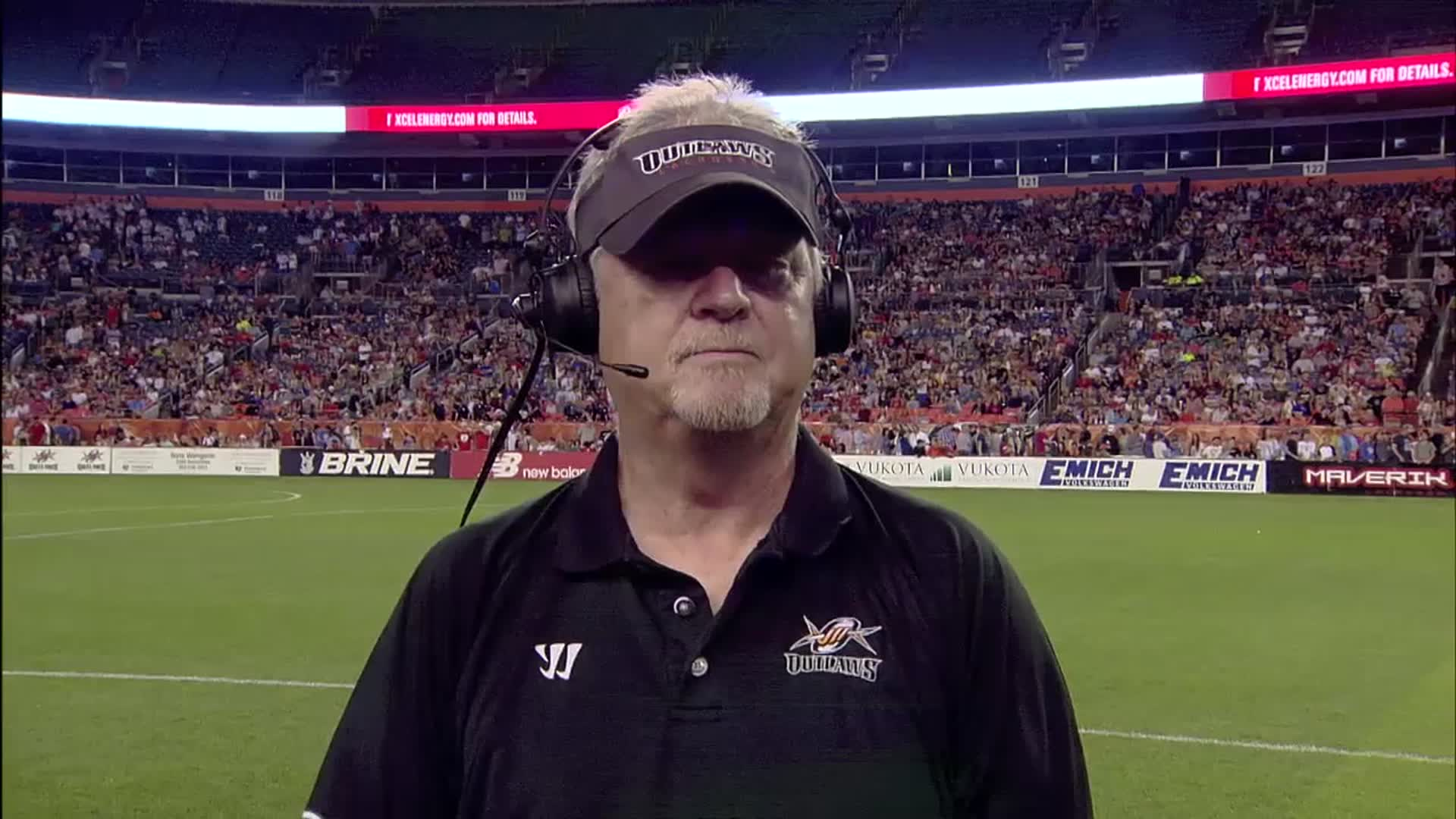 Outlaws\' B.J. O\'Hara on July 4th Rout Against the Cannons | lax