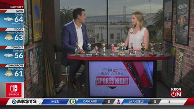 Bay Area Sports Night June 27, 2019