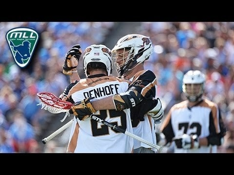Image of 2015 MLL Semifinals Highlights: Rochester Rattlers at Ohio Machine