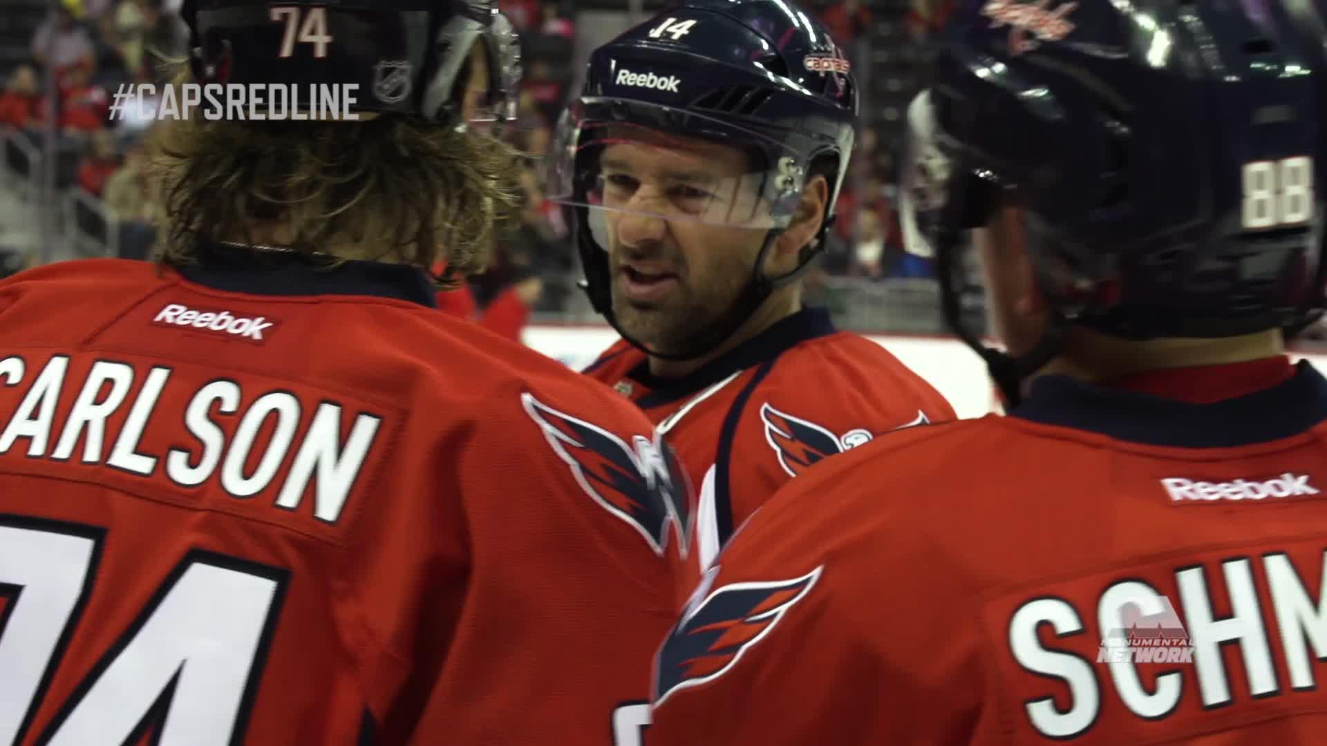 #CapsCamp: Justin Williams Mic'd Up 10/8/15