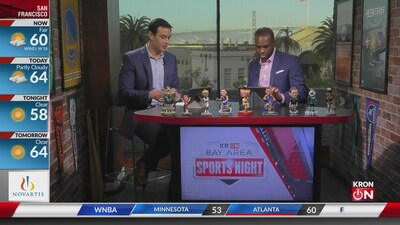 Bay Area Sports Night July 12, 2019