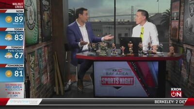 Bay Area Sports Night Sept. 4, 2019