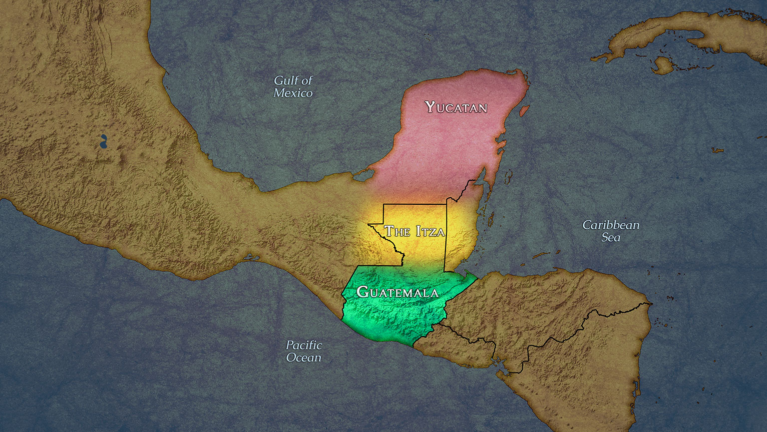 The Caste Wars of Yucatán