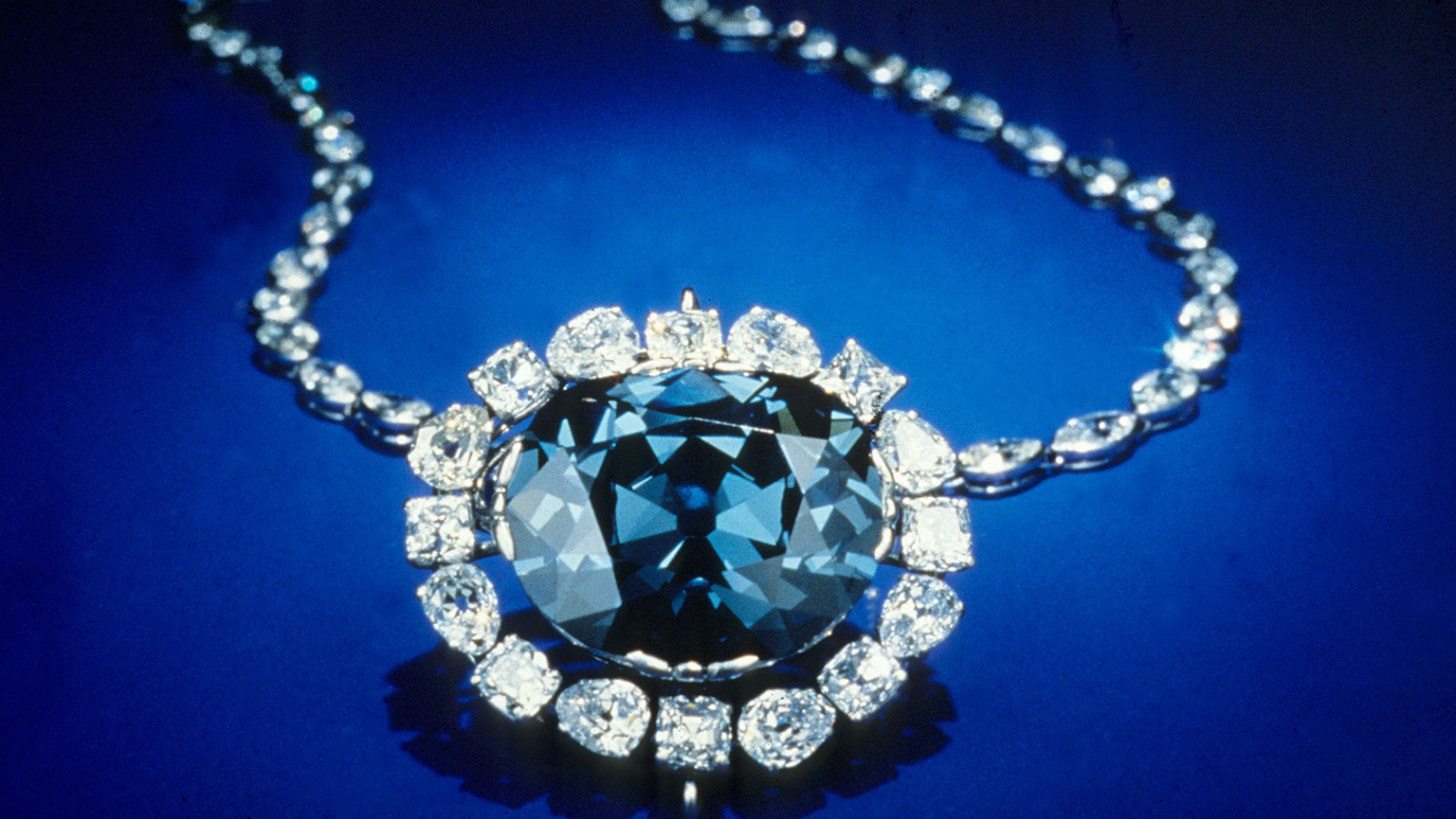 The Hope Diamond—America's Crown Jewel