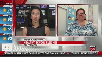 Back to School: Healthy lunches at San Francisco schools