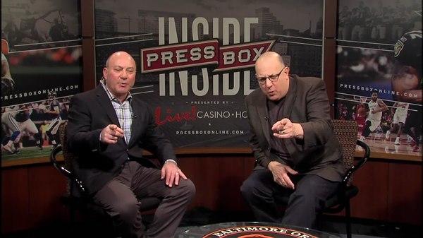 Image of Inside PressBox 2/04/18 Pt. 4: Final Thoughts