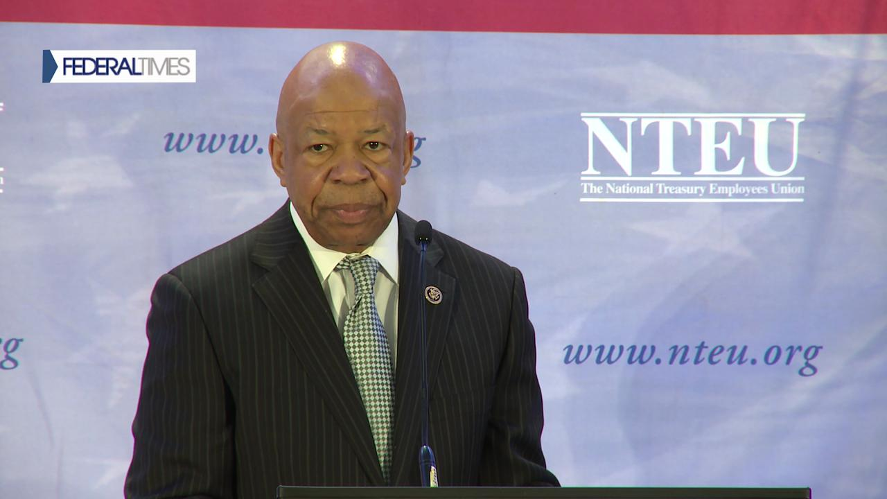 Cummings And Cartwright Want OMB To Keep Agency Conference Spending Rules