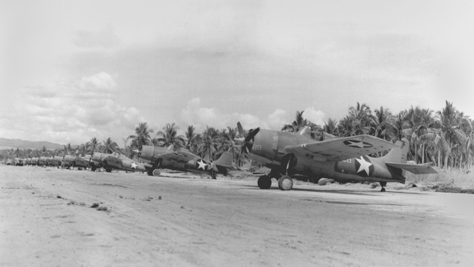 Turning the Tide in the Pacific—Midway and Guadalcanal